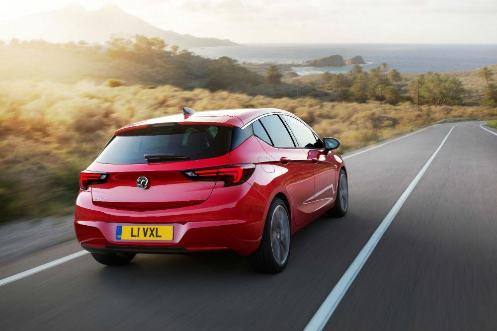 New Vauxhall Astra Officially Unveiled