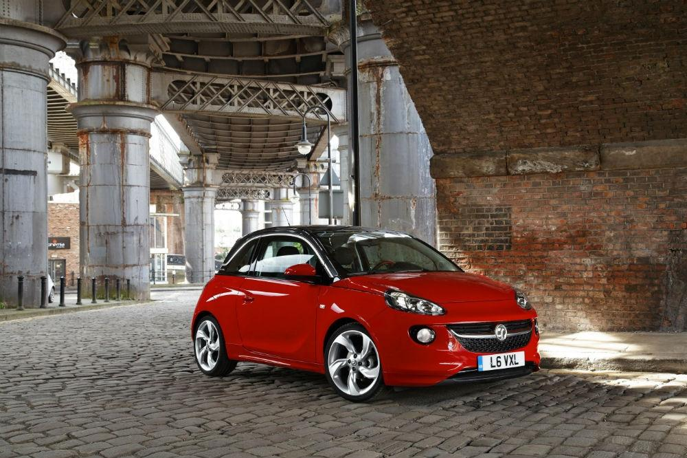 Vauxhall ADAM 2014 review