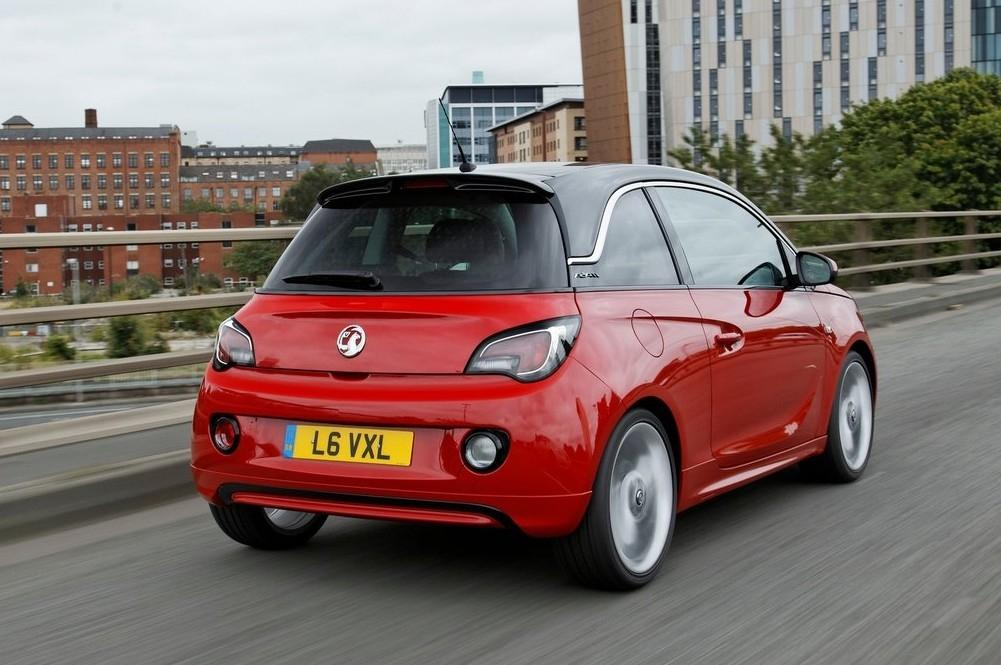 Vauxhall Adam Unlimited Review