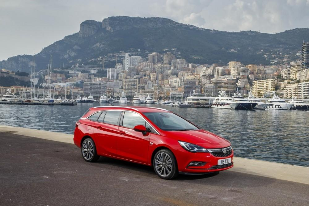 Astra Named As Best Estate Car