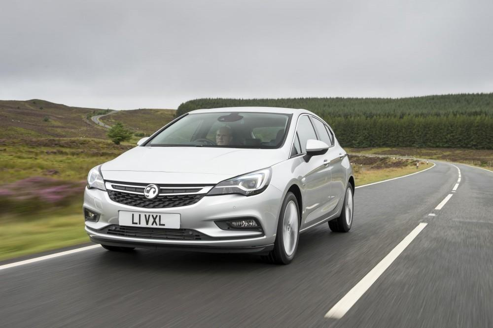Vauxhall Astra Claims Another Award