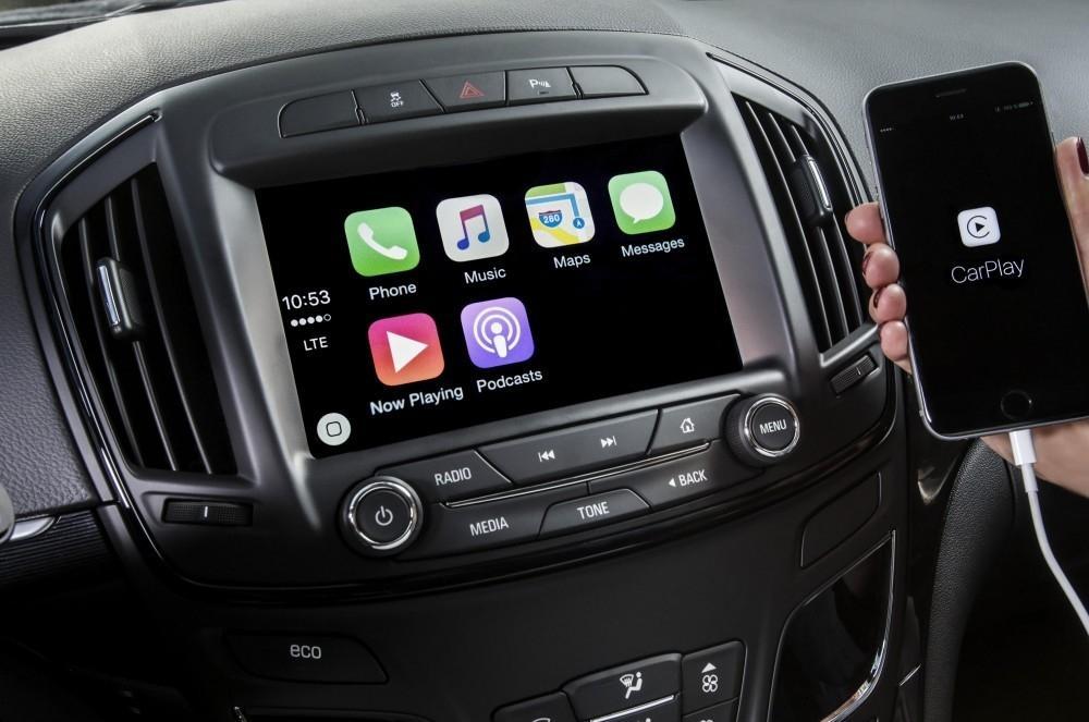 Vauxhall Extends Tech