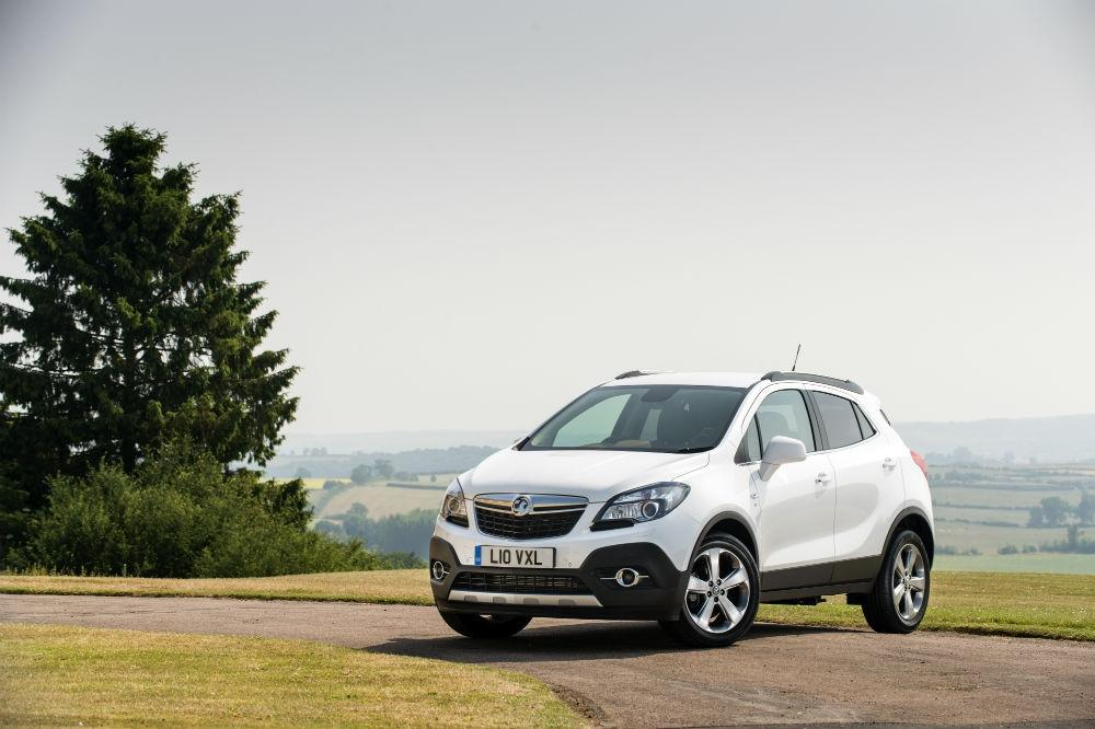 Vauxhall Mokka Receives Engine Upgrade