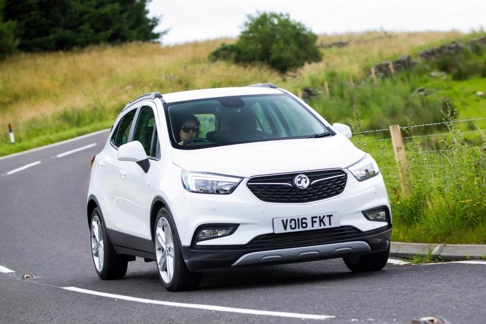 New Vauxhall Mokka X Arrives Soon