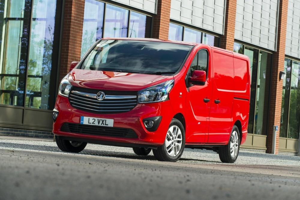 Vauxhall Vans are Number One