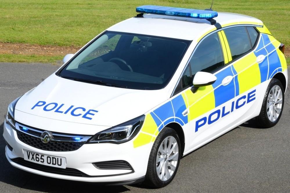 Vauxhall cops largest police fleet deal