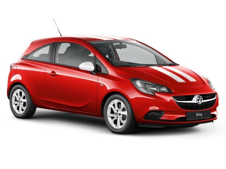 Vauxhall Corsa Sting review