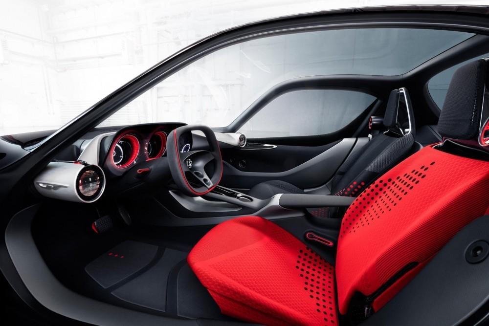 Vauxhall GT Concept Showcases Visionary Tech
