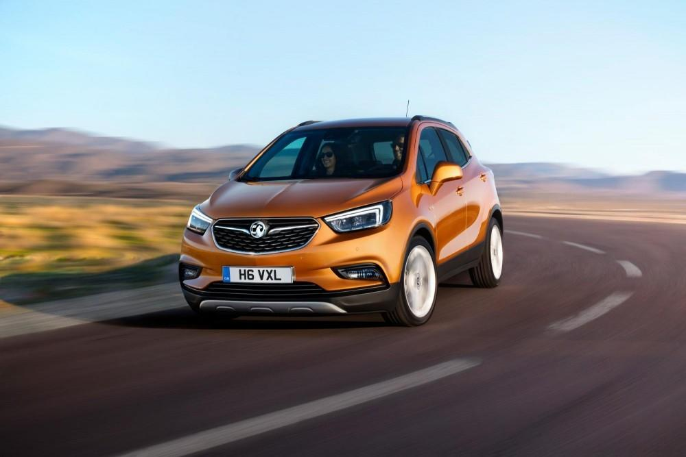 Vauxhall Announces New Mokka X