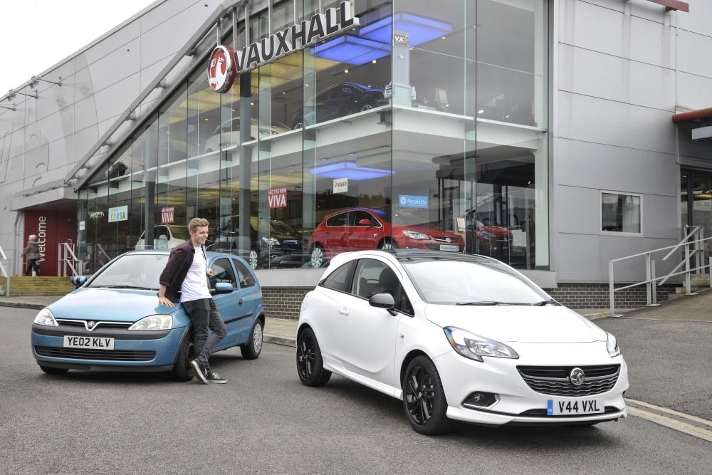 Vauxhall's scrappage allowance scheme is back!