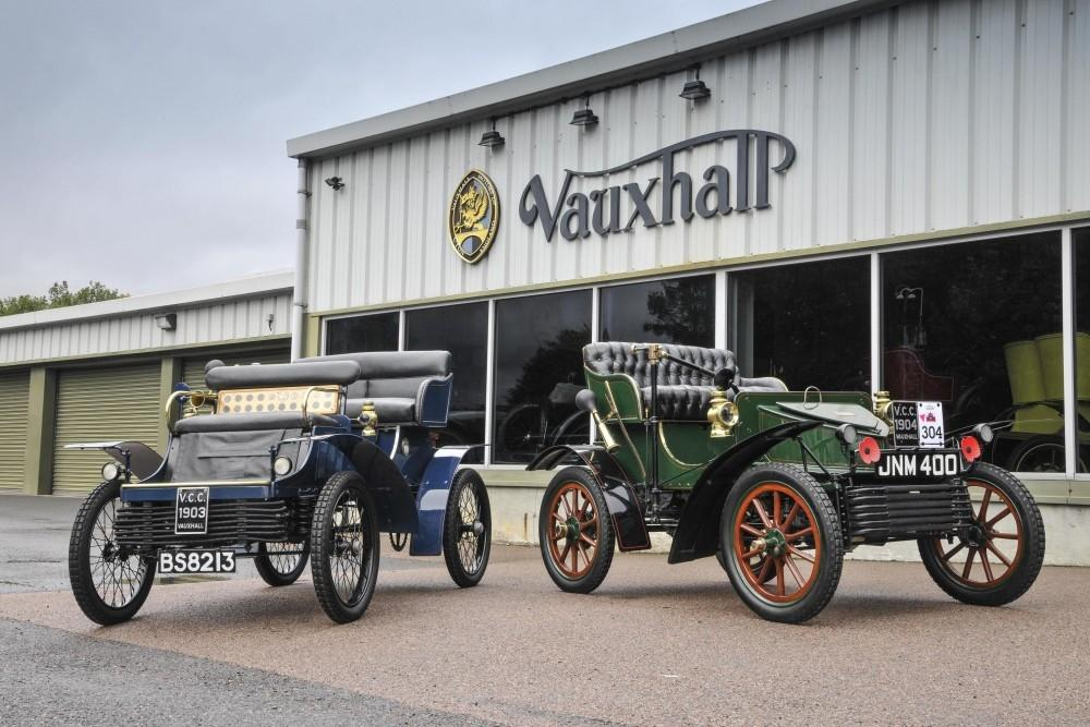 Vauxhall Prepares for Heritage Centre Open Day