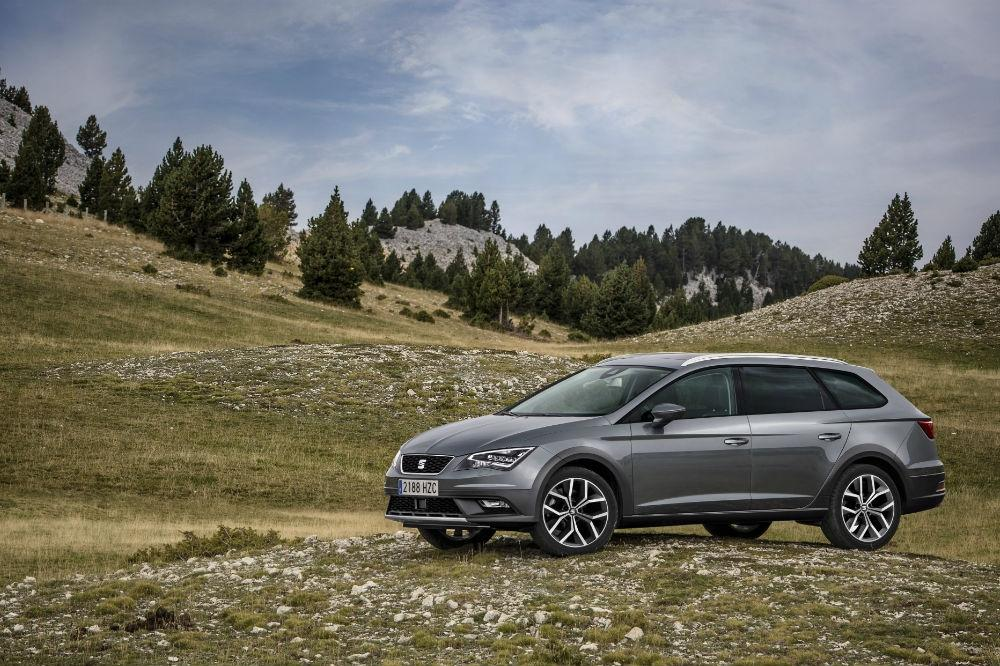 SEAT Leon X-PERIENCE review 2014