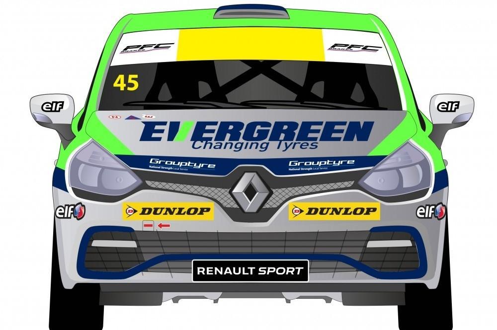 Zelos Joins Renault UK Clio Cup