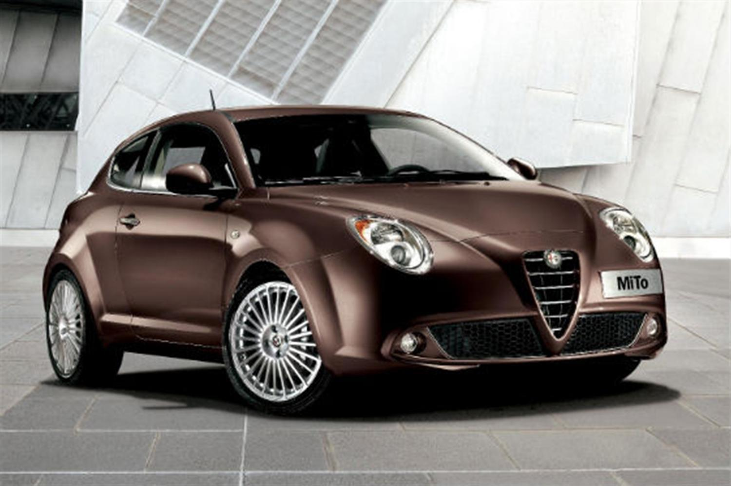 Alfa Romeo in Top 10 Most Reliable Brands