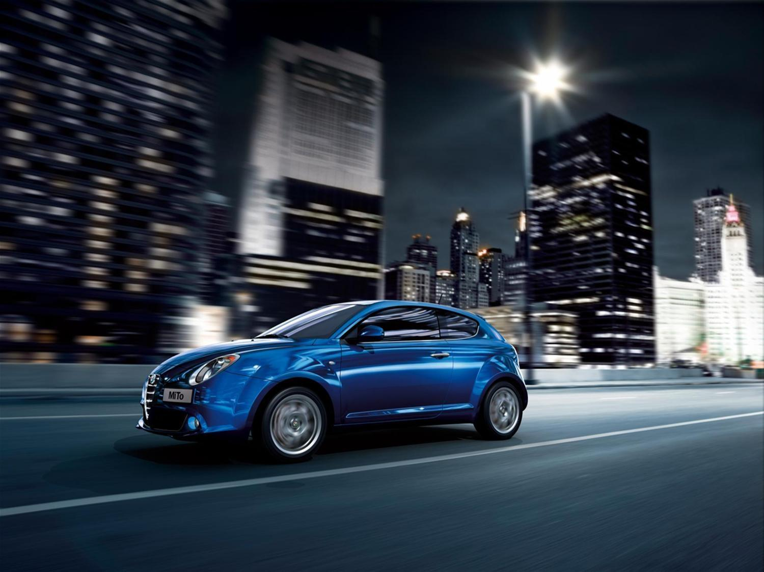 New Alfa Romeo MiTo on Sale in UK Now