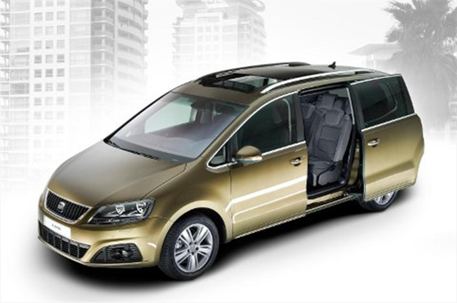 Best New 7 Seater Cars for 2013