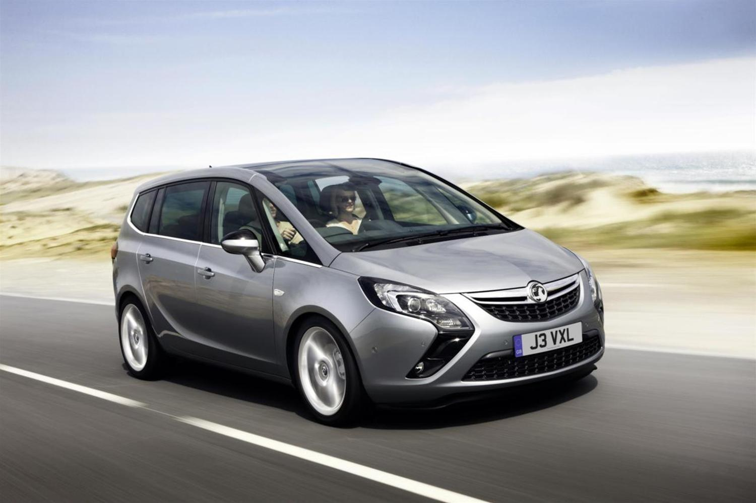 Is the Vauxhall Zafira Tourer the best MPV in 2012?