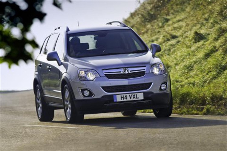 New Vauxhall Antara on sale now
