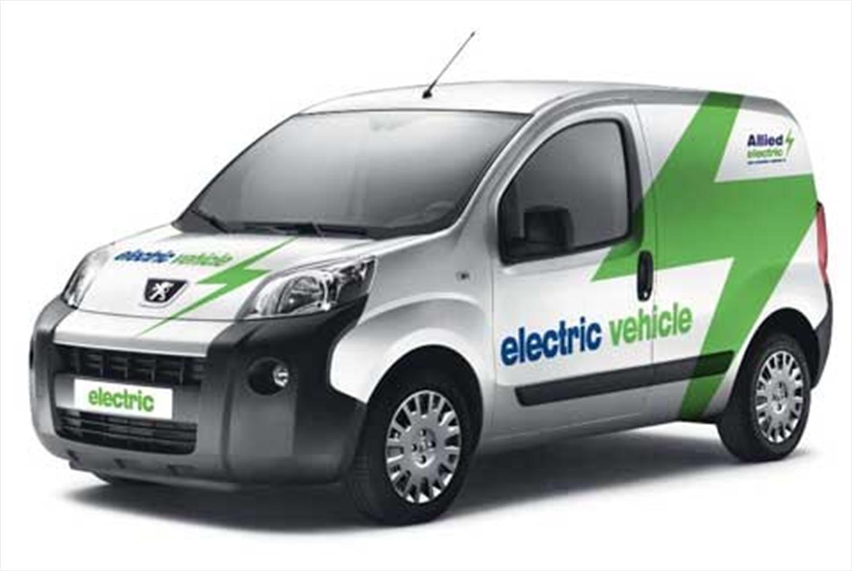Bipper Van Boosts Peugeot Sales