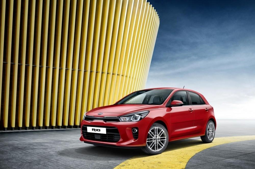 Kia Rio Finally Debuts In Paris