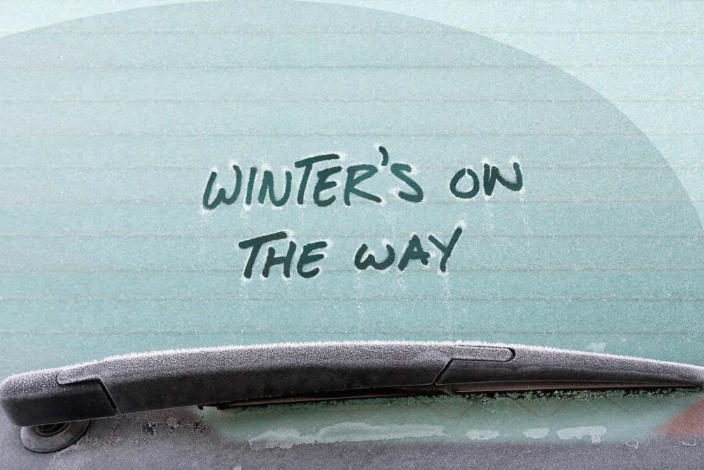 Look After Your Vehicle To Avoid Winter Woes