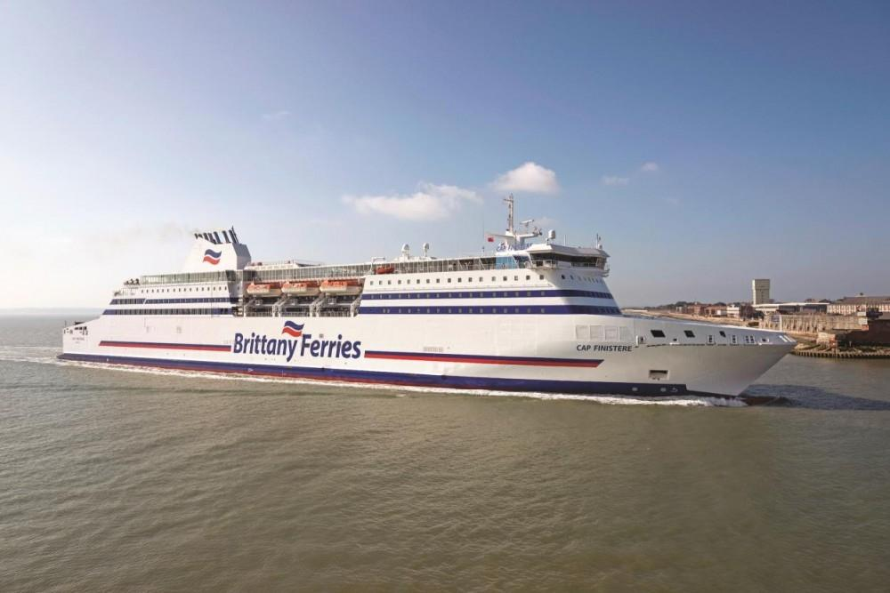 Ferries See Rise of Motorists Holidaying Abroad