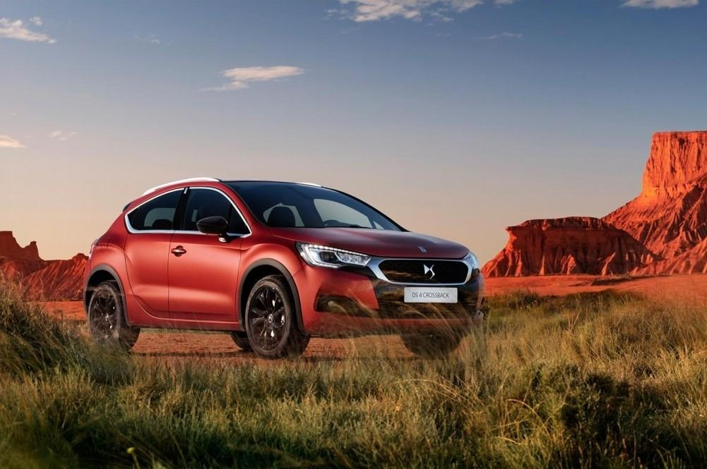 DS Launches Limited Edition DS 4 Crossback Terre Rouge