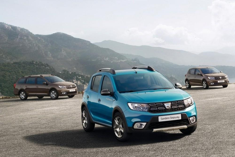 Dacia Introduces Three Refreshed Models