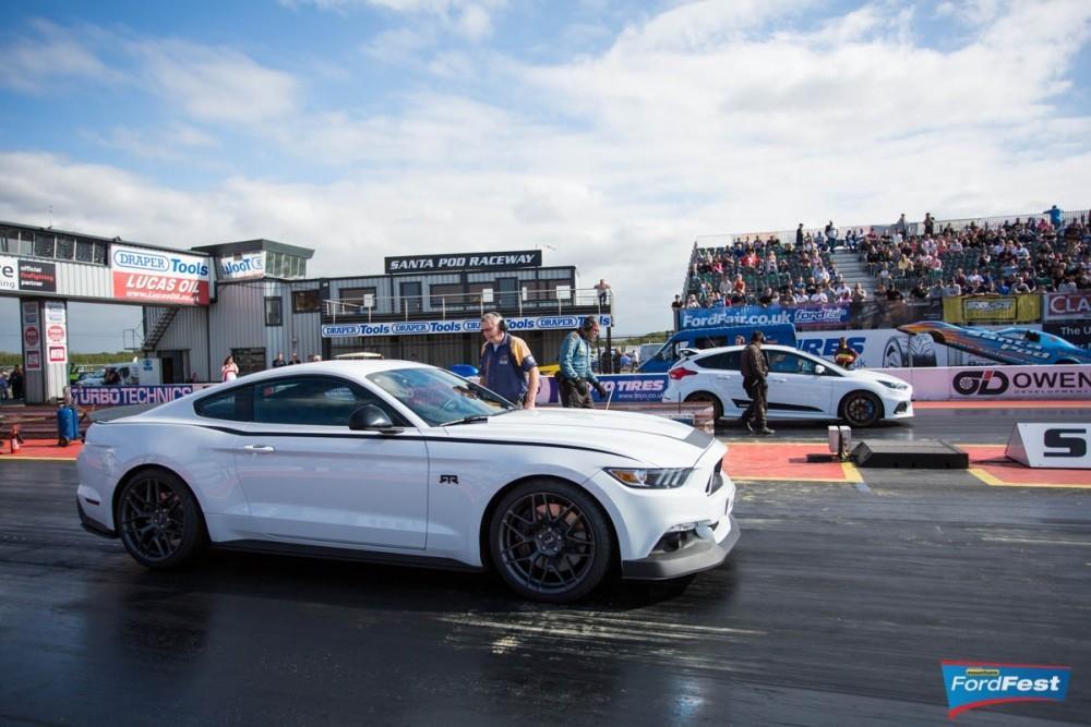 Ford Show Season's Roaring Success