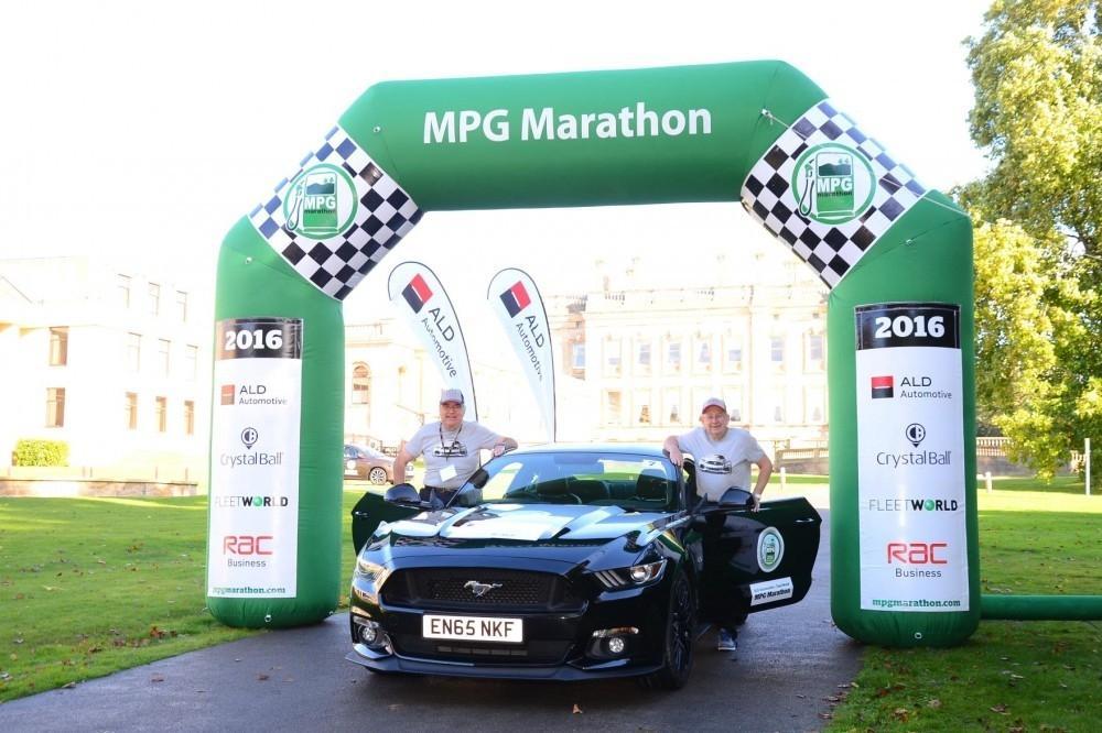 Mustang Cuts The MPG Marathon Mustard