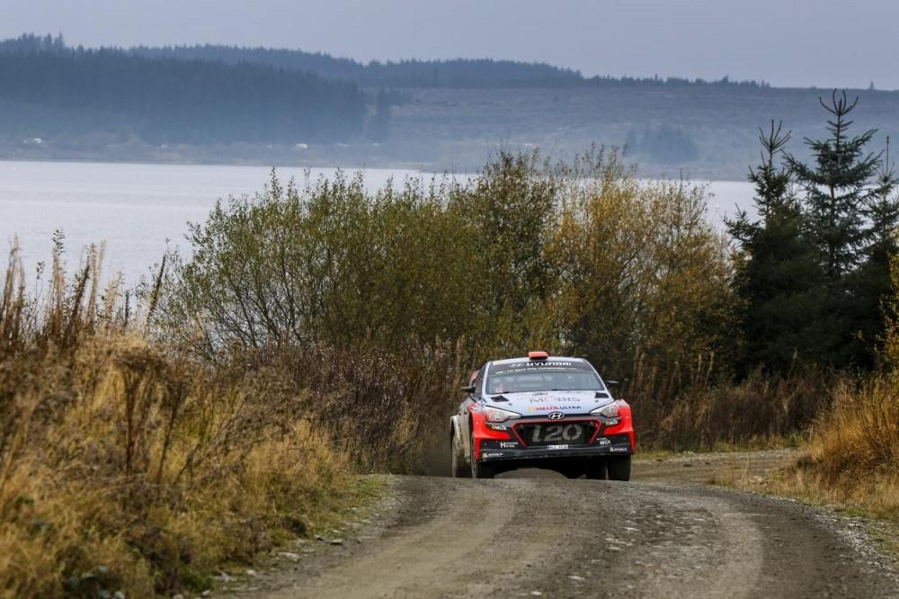 Hyundai Homes In On Rally Success
