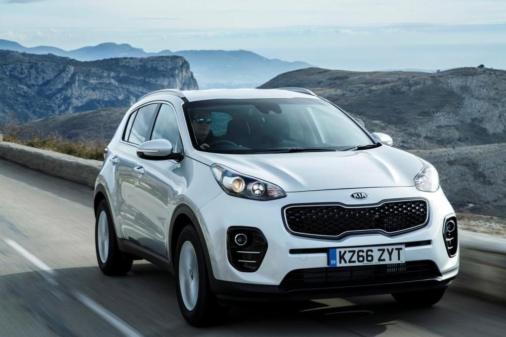 £1000 Off Selected Kia Models