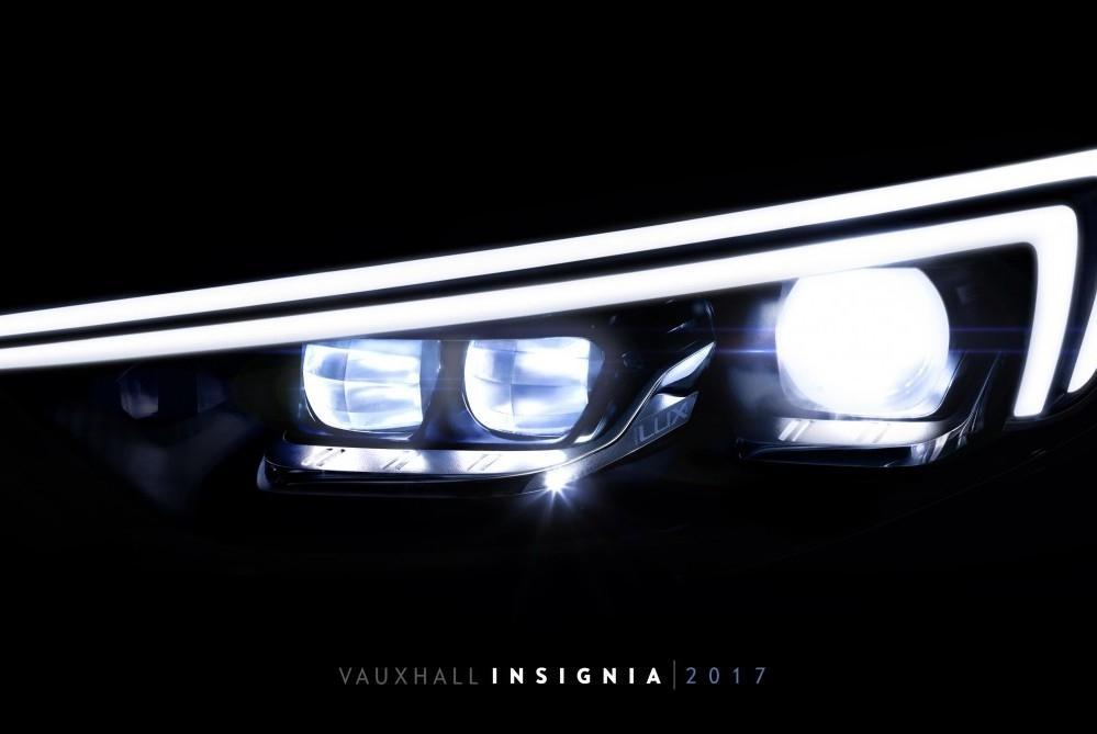 Vauxhall Debuts New LED Lighting
