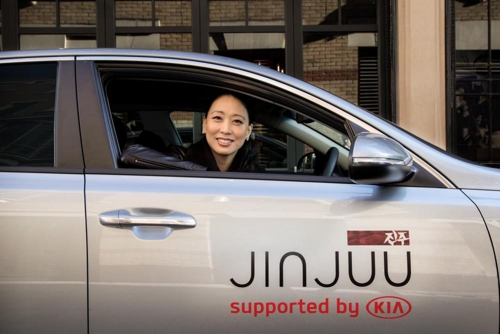 Celeb Chef Given Keys To New Kia Optima PHEV