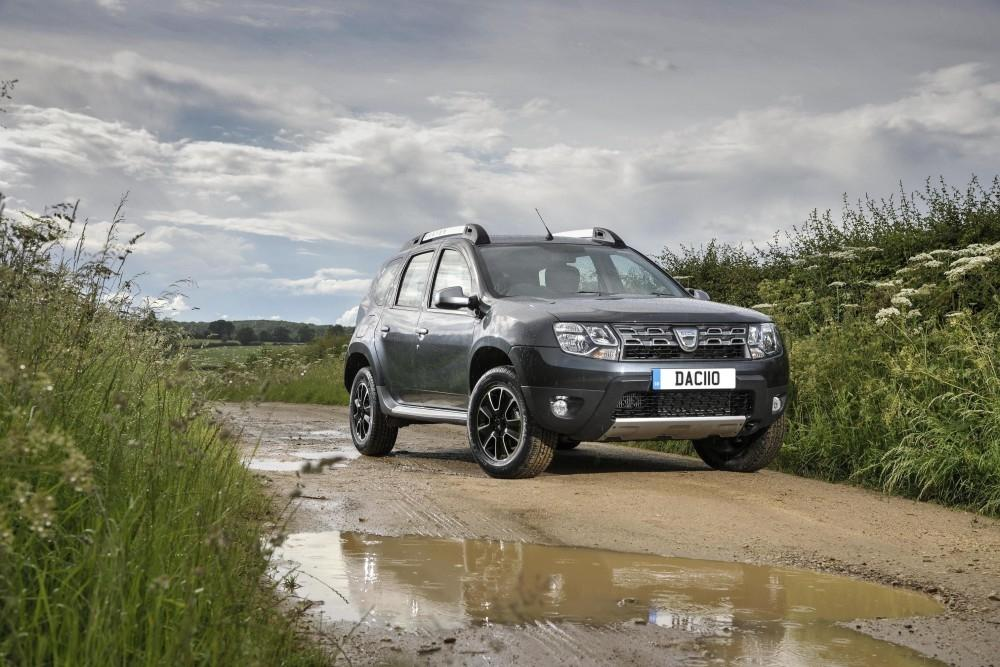 Dacia Duster Now Has Auto Transmission