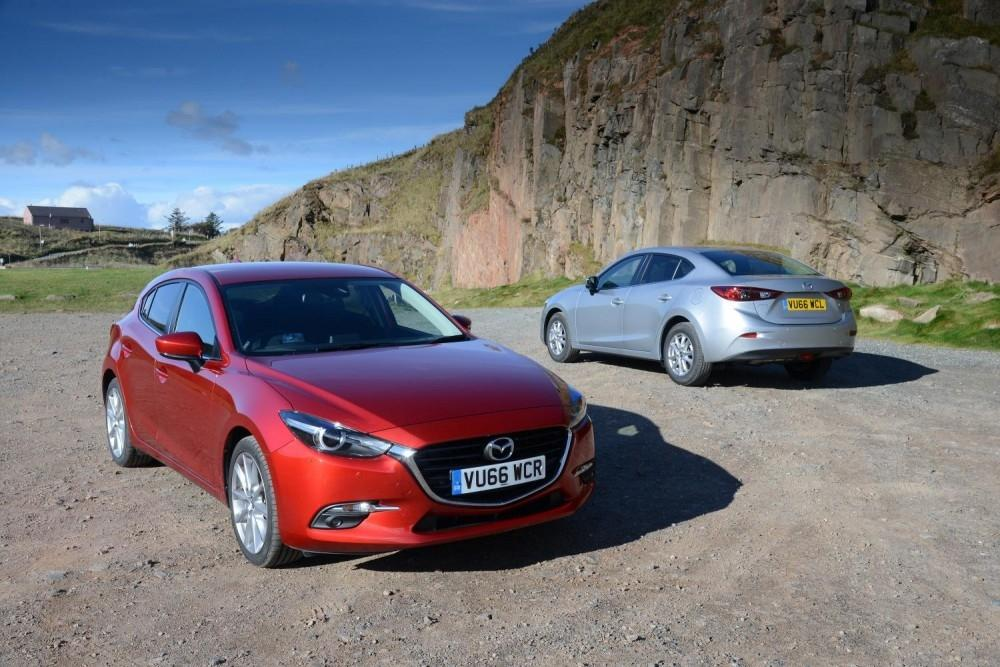 Mazda Scoops Two Prestigious Accolades