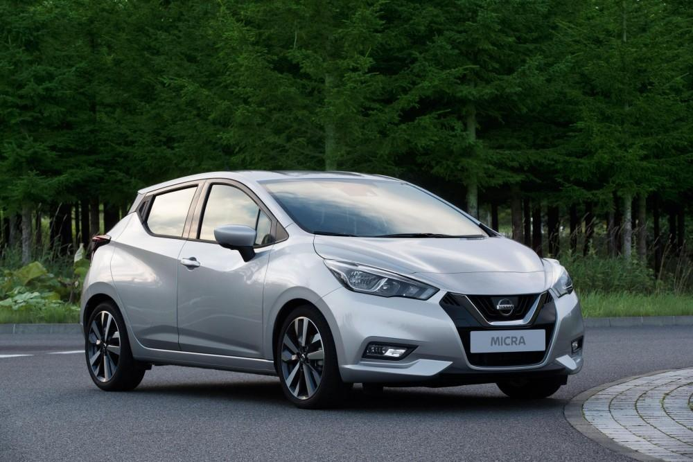Nissan Micra Gen5 Unveiled