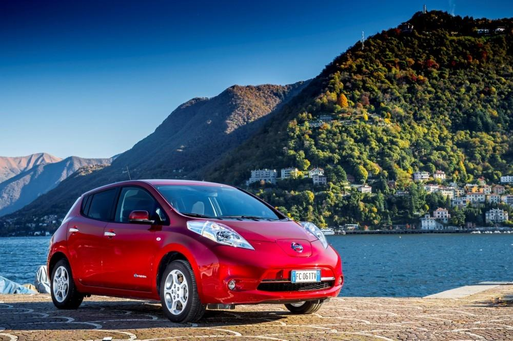 Nissan LEAF Sales Growth