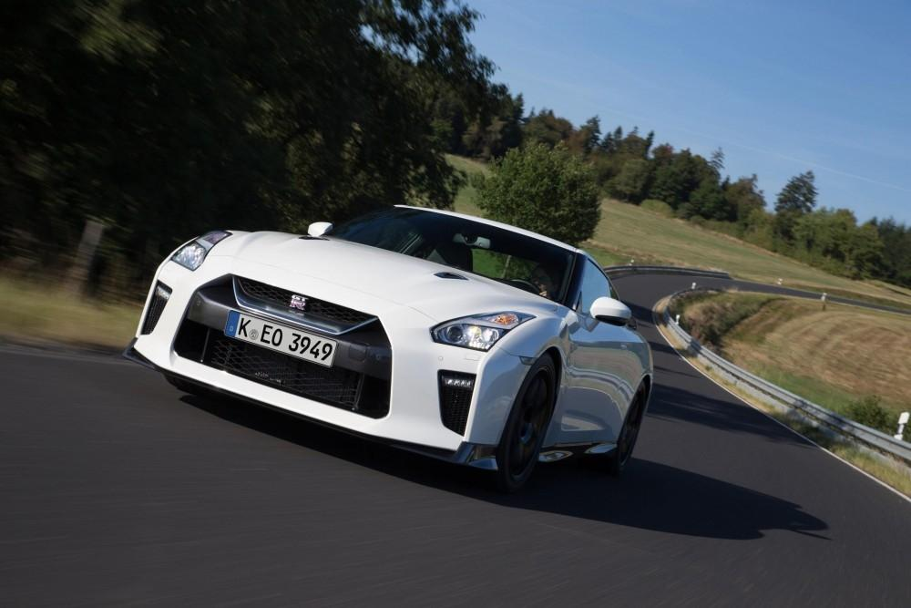 Nissan GT-R Track Edition Arrives