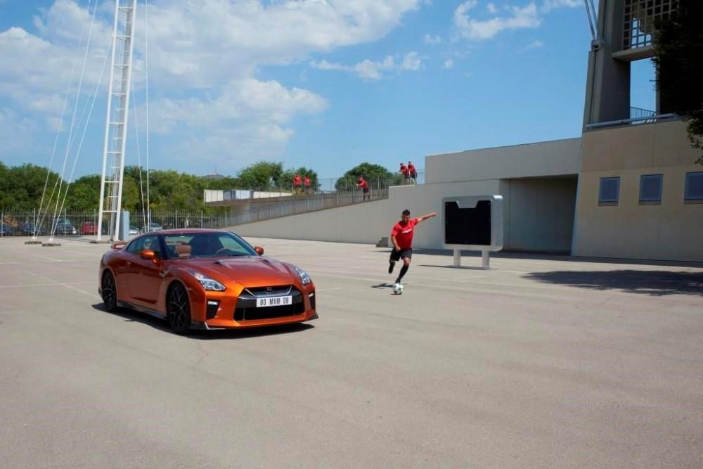 Nissan Confirms Football Stars Are New Ambassadors