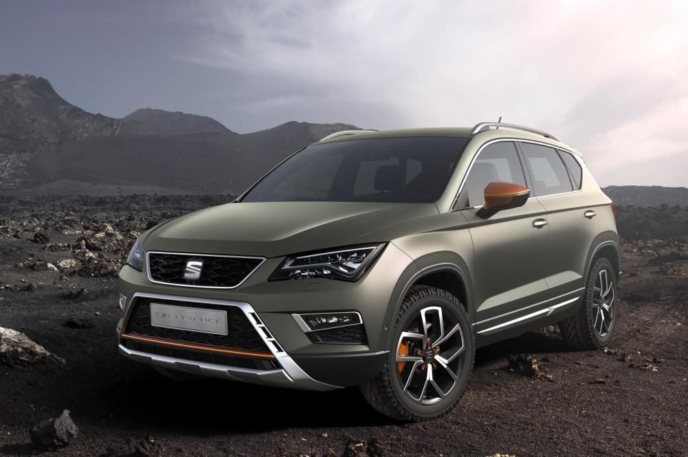 SEAT Ateca Has No Limits