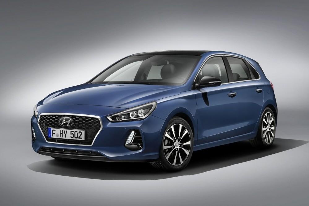 The New Generation Hyundai i30