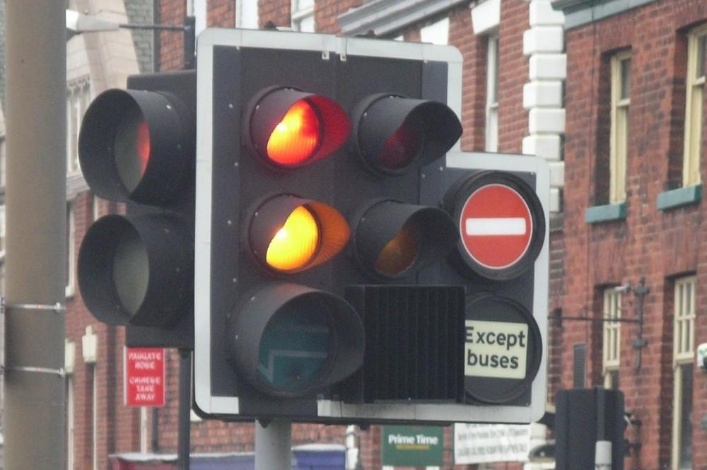 Is This The End Of The Red Traffic Light?