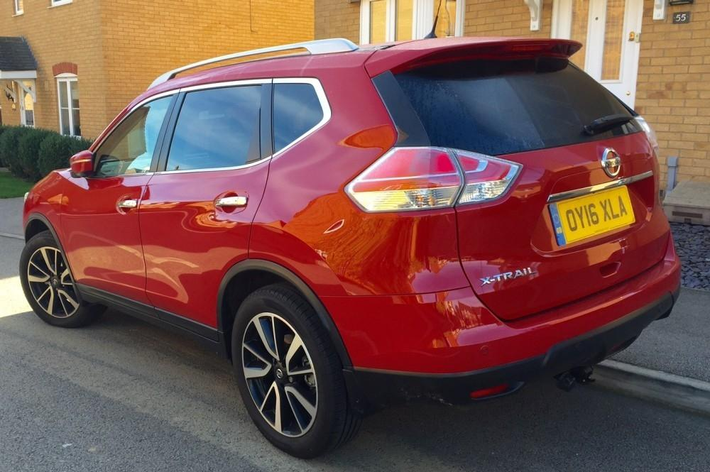 Nissan X-Trail Tekna dCi 130 4WD Review
