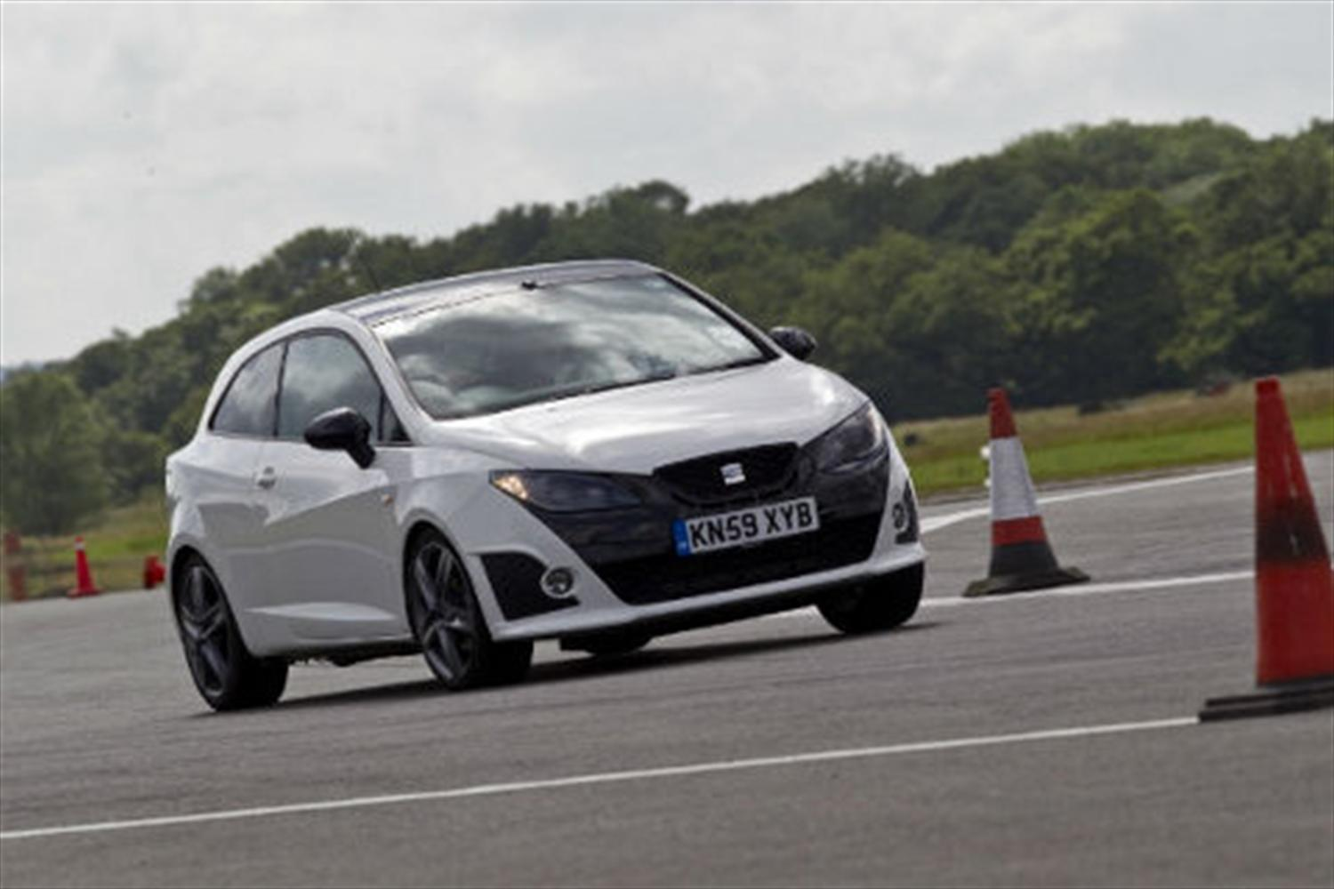 Seat Ibiza Bocanegra review