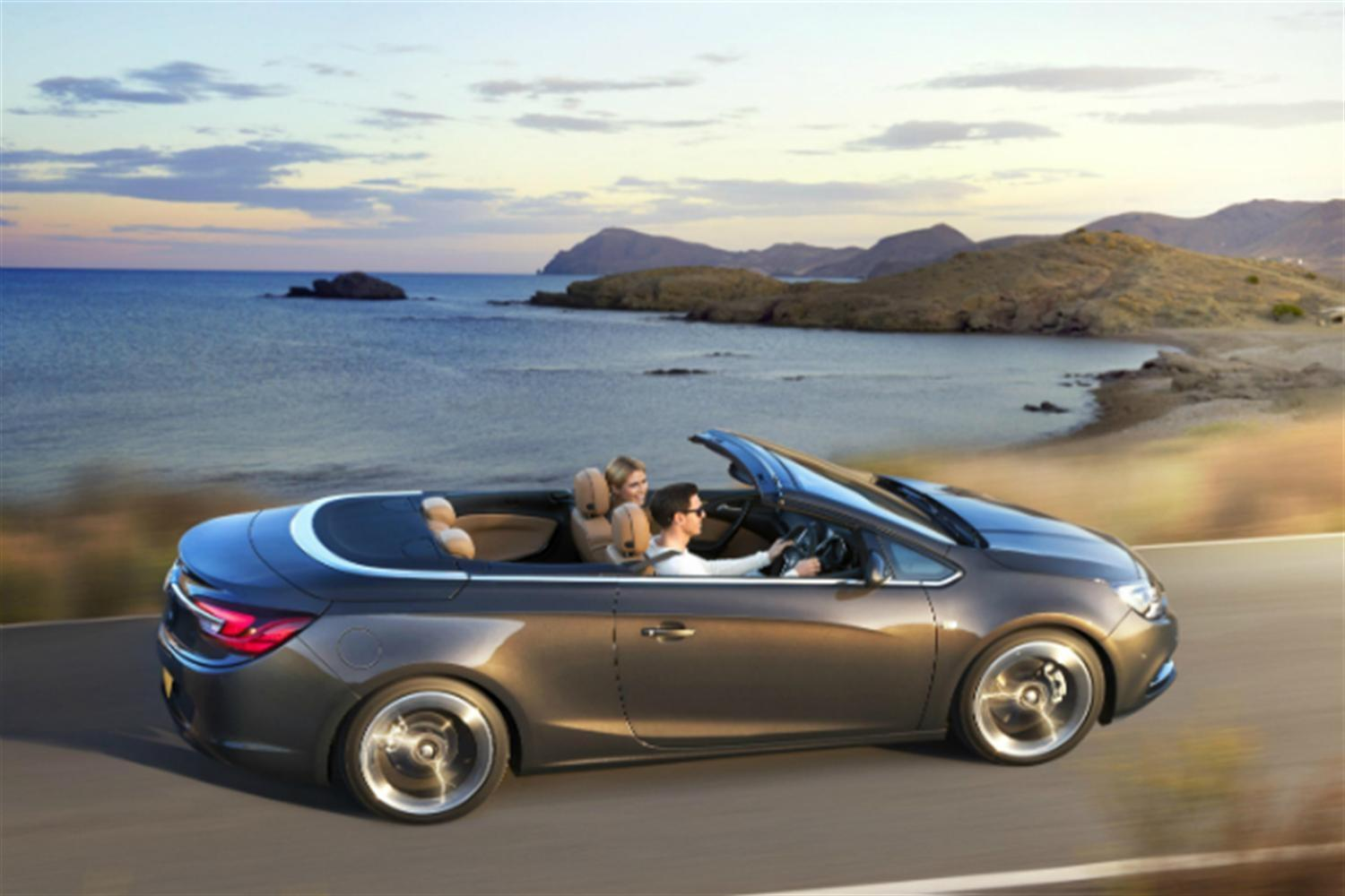 Vauxhall Seize England Roof Opportunity for Cascada