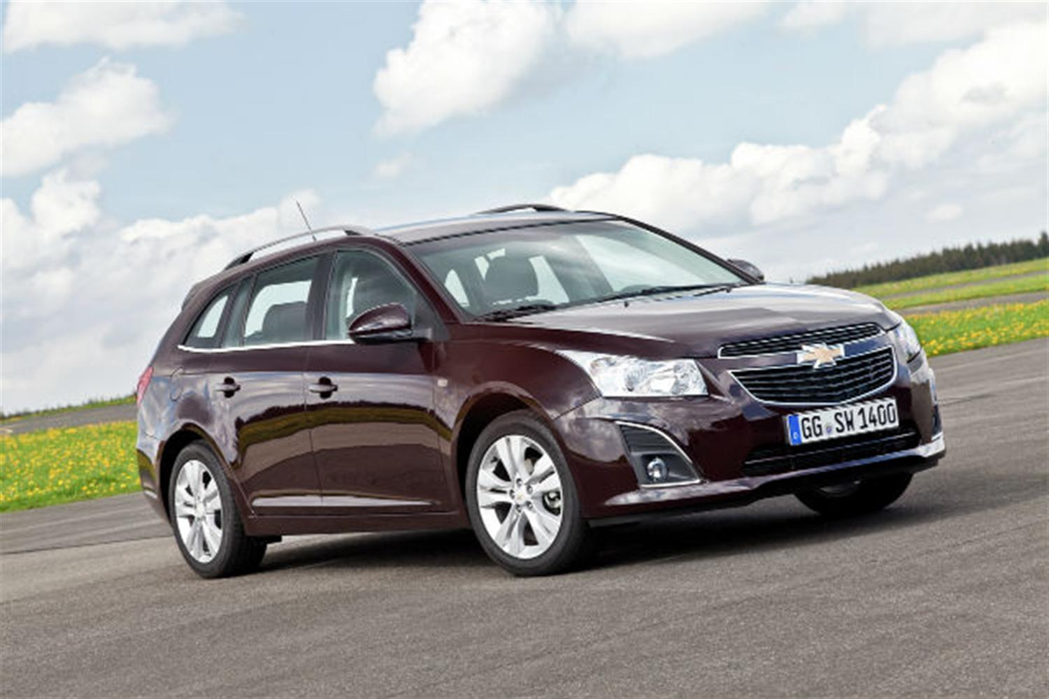 2012 Chevy Cruze Estate Price Revealed