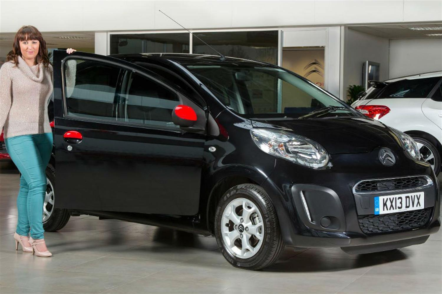Black Box Insurance Now Standard on Citroen C1