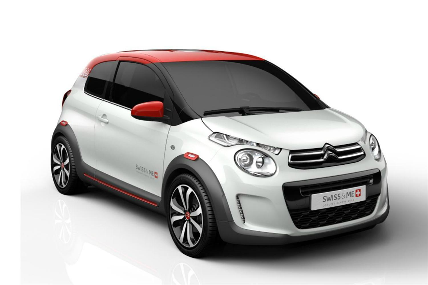 New Citroen C1 Special Edition Revealed