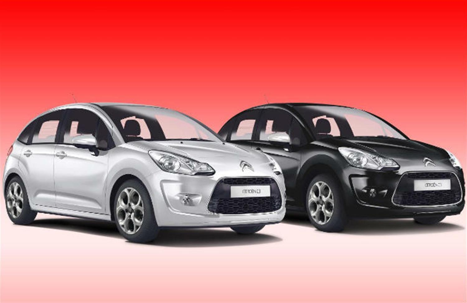 New special edition Citroen C3 launched